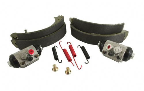 Complete Brake Overhaul Kit - SWB to June 1980